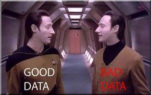 bad data