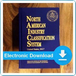 electronic naics manual