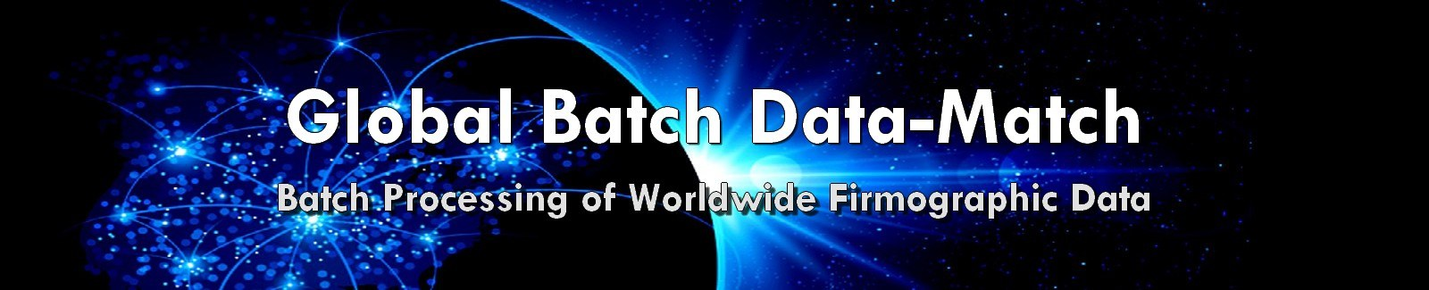 global batch data match PH2
