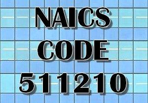 naics code 511210