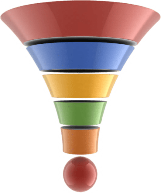 sales funnel data append